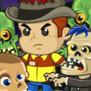 The lastest iOS Mobile Game Release From Slightly Social – A Zombie Kid